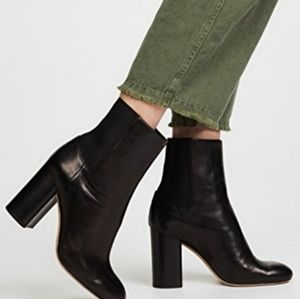Rag & Bone Agnes Leather Agnes Ankle Boot Sz 8